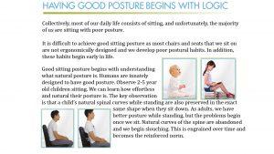 Logic Back | Posture Corrector | Posture Support | Lumbar Support